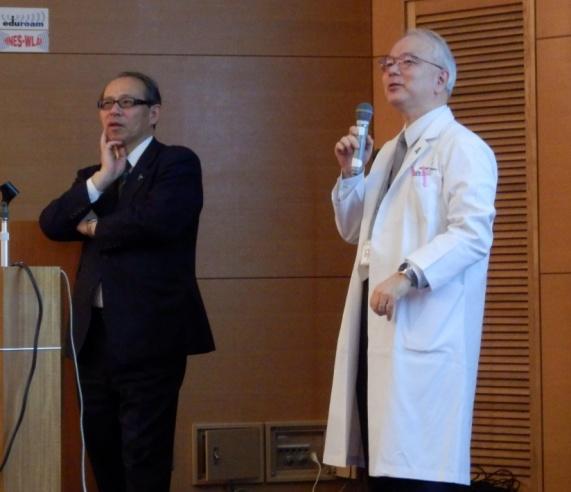 京都大学・上本教授にご講義いただきました