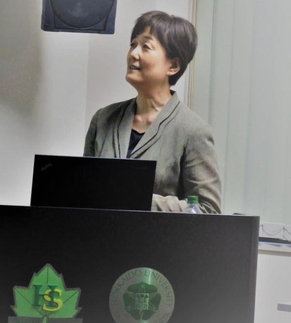 第9回保健科学のための分子病態生理学懇話会にて、筑波大学・加野先生に講演していただきました。2019. 8.16
