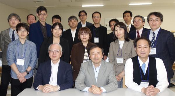 第31回日本肝臓医生物学研究会(プロメテウスの会)が、札幌医大にて開催されました。2019.10.11